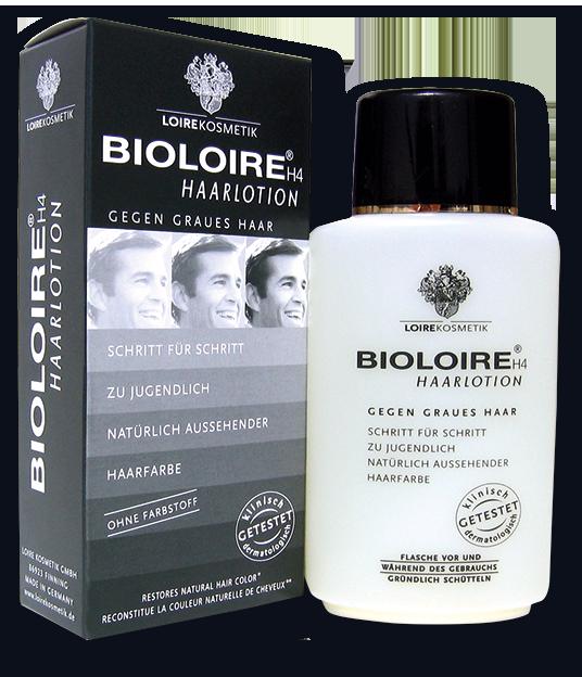 Bioloire H4 Haarlotion für Männer